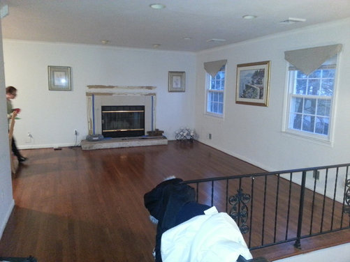 We Want To Redo Our Living Room