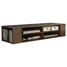 Transitional Media Storage by Cymax