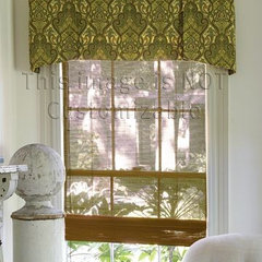 traditional curtains by smithandnoble.com