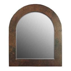 Native Trails - Native Trails Sedona Arch Mirror - *Beveled edge glass