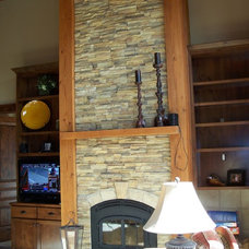 Fireplaces by Diversified Property Services, Inc.