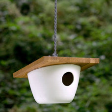 Modern Birdhouses by Branch