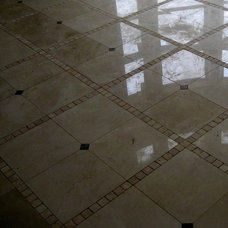 Traditional Wall And Floor Tile by Chocolate House Interiors