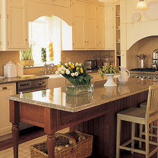 Traditional Kitchen Countertops by Kitchen Magic