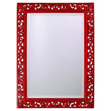 Contemporary Wall Mirrors by Wayfair