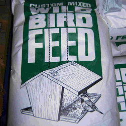 Songbird Essentials - Songbird Select 40 lb + Freight - Songbird Select 40 pound (+freight). BOS, corn, white millet (20%). A nice blend with lots of sunflower and a little more millet for ground feeders.
