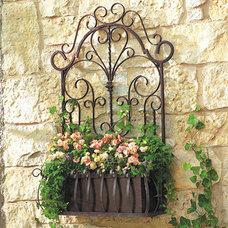 Mediterranean Outdoor Pots And Planters by Ballard Designs