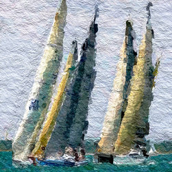 Offord - Beautiful Sailing Art - Before we get into the details I just wanted to say thank you so much for stopping to look at my art!