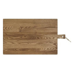 Heritage Cutting Board - I think everyone needs at least one great cutting board, and these Heritage cutting boards from Crate & Barrel are classic. I love that they could be used for cutting and as serving pieces.