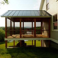 Farmhouse Patio by Susan Teare, Professional Photographer
