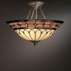 Traditional Ceiling Lighting by Lighting and Locks