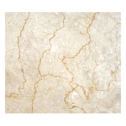 "Botticino Polished Marble Floor & Wall Tiles 12"" x 12"" - Lot of 300 TIles - 12"" x 12"" Botticino Marble Floor and Wall Tile is a great way to enhance your decor with a traditional aesthetic touch. This polished tile is constructed from durable, impervious marble material, comes in a smooth, unglazed finish and is suitable for installation on floors, walls and countertops in commercial and residential spaces such as bathrooms and kitchens."