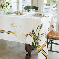 Traditional Tablecloths by COULEUR NATURE