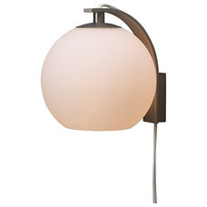 wall sconces by IKEA