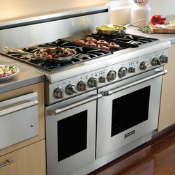 Gas Ranges And Electric Ranges -