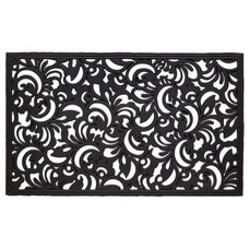 contemporary doormats by Amazon