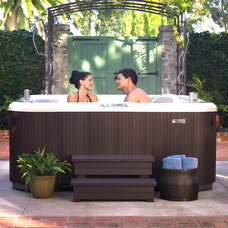 Eclectic Hot Tub And Pool Supplies by Northwoods Hot Spring Spas
