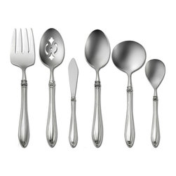 Oneida - Oneida LTD Sheraton 6 Pc. Serving Set - Includes: