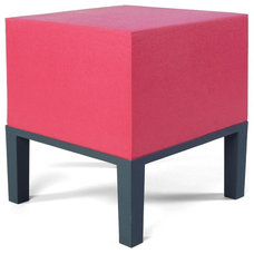 Modern Outdoor Footstools And Ottomans by UPinteriors