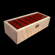 Contemporary Storage Bins And Boxes by Julien Hardy Design / Wooden