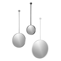 pendulum mirrors set of three
