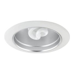 GLOBE - GLOBE 5 in. Energy Star Certified White Recessed Lighting Kit Including CFL Ligh - Shop for Lighting & Fans at The Home Depot. Globe Electric 5 in. Energy Star certified recessed lighting kit including CFL light bulb, White. This 5 in. energy efficient recessed fixture generates an overall wash of light to illuminate large spaces. Ideal for basements, kitchens, stairways and entryways. IC rated housing, no insulation box required.