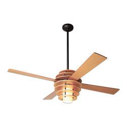 """Modern Fan Company - Modern Fan Company Stella Maple 42"""" Ceiling Fan - Features:"""