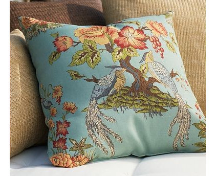 asian outdoor pillows by Beth Connolly