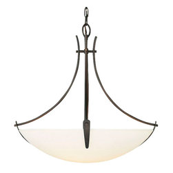 Murray Feiss - 3 Bulb Oil Rubbed Bronze Chandelier - - UL Approved.