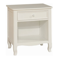 RR - Emma One Drawer Nightstand - Emma One Drawer Nightstand