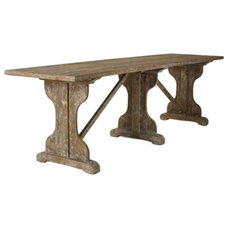 traditional bar tables by Layla Grayce