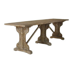Zentique Furniture Cabries Table