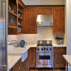 Traditional Kitchen by CogitateDesign, PLLC