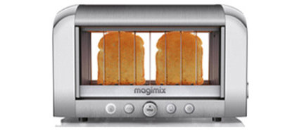 Modern Toasters by Magimix