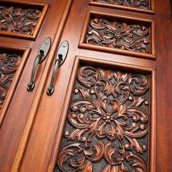 Custom-made Doors by Hylda Rodriguez -