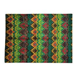 1800-Get-A-Rug - Sari Silk Ikat Design Oriental Rug Hand Knotted Bright Colors Sh19175 - Sari Silk Ikat Design Oriental Rug Hand Knotted Bright Colors Sh19175