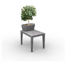 Modern Outdoor Side Tables by 5.5 Designers