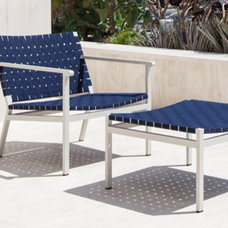 Eclectic Patio Furniture And Outdoor Furniture by FrinierAtelier