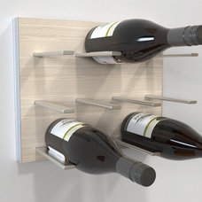 Modern Living Room by STACT Wine Displays Inc.