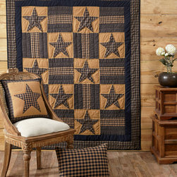 Teton Star Quilted Bedding Collection -