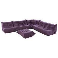 contemporary sectional sofas by LexMod