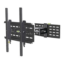 "LEVEL MOUNT - LEVEL MOUNT LM55MC 26"" - 57"" Cantilever Flat Panel Mount - - Fits 26"" - 57"" TVs;"