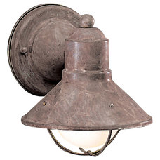 Rustic Outdoor Wall Lights And Sconces by Littman Bros Lighting