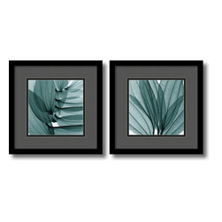 Amanti Art - Gray and Black Lilies - set by Steven N. Meyers - Explore the beauty of nature & flowers with these X-ray photography prints. According to Steven Meyers, by using X-rays instead of light,\'an unusual inner vision can be revealed, as nature shows us textures, details & shadows that would otherwise not be seen.\'