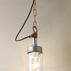Eclectic Pendant Lighting by Holloways of Ludlow