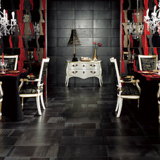 Eclectic Floor Tiles by TAU