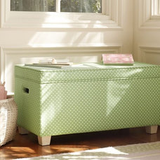 Contemporary Accent And Storage Benches by Pottery Barn Kids