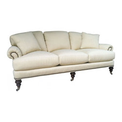 English Traditions - Linato Linen Sofa - Linato Linen Sofa