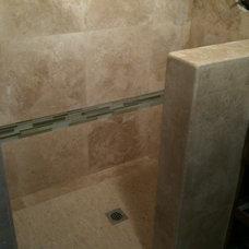 Contemporary Bathroom by Blackbird Construction, Inc.
