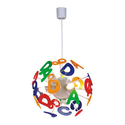 Children ABC Pendant Lighting - Children ABC Pendant Lighting